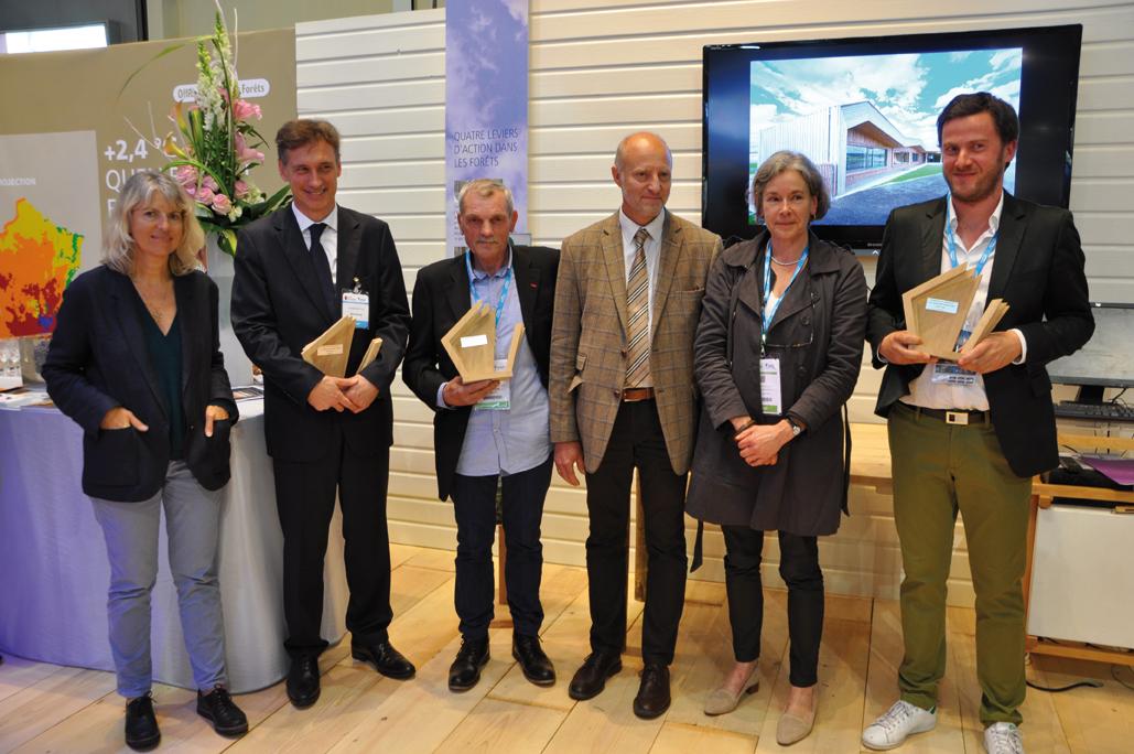 Pncb 2015 les laur ats du salon des maires france bois for Salon des maires de france