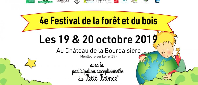 festival de la foret et du bois 2019 - le petit prince