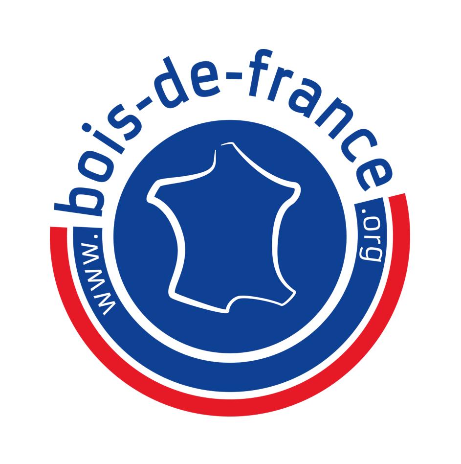 logo bois de france bois francais