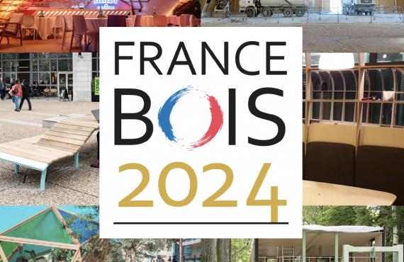 France Bois 2024 publie « Ouvrages éphémères français en bois ...