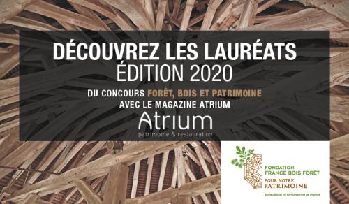 LAUREAT ATRIUM-2020