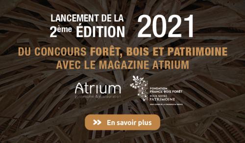 LAUREAT ATRIUM-2021