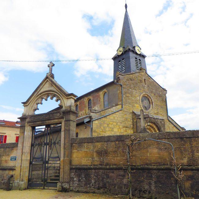 eglise saint-maurice brabant le roi copie