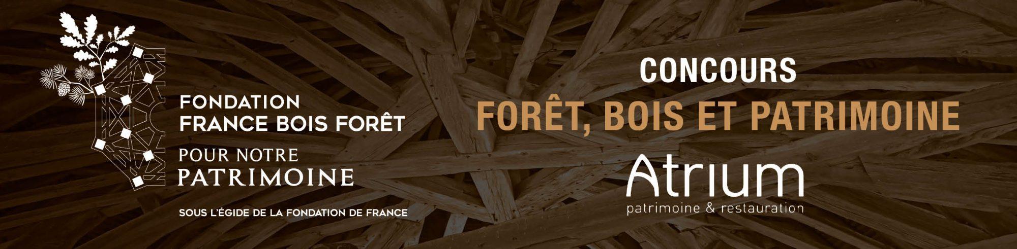 Bandeau concours foret Bois Patrimoine_V2