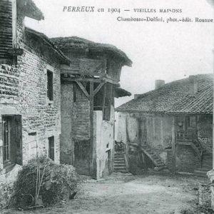 """Perreux, Quartier de le """"Rue d'Enfer"""" dans Mignard 2006, p66"""